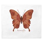 Beloved Butterfly King Duvet