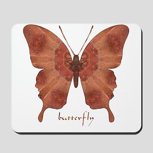 Beloved Butterfly Mousepad