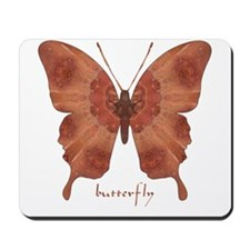 Beloved Butterfly Mousepad
