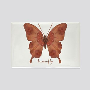 Beloved Butterfly Rectangle Magnet