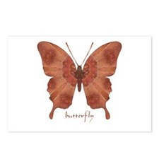 Beloved Butterfly Postcards (Package of 8)