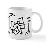 Bold Logo Mugs