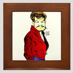 """""""THAT REBEL GUY"""" Framed Tile"""