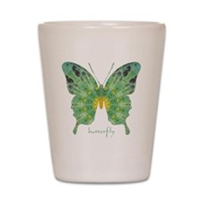 Miracle Butterfly Shot Glass