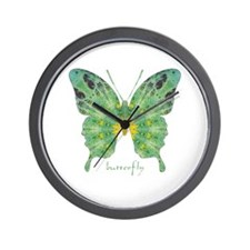 Miracle Butterfly Wall Clock