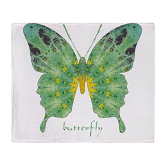 Miracle Butterfly Throw Blanket