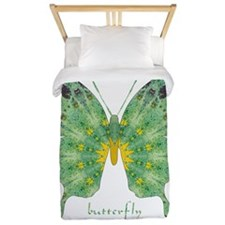 Miracle Butterfly Twin Duvet