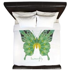 Miracle Butterfly King Duvet