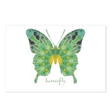 Miracle Butterfly Postcards (Package of 8)
