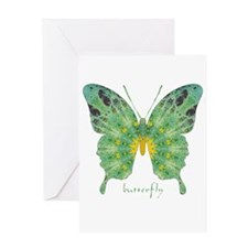 Miracle Butterfly Greeting Card