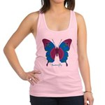 Salvation Butterfly Racerback Tank Top
