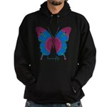 Salvation Butterfly Hoodie (dark)