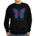 Salvation Butterfly Sweatshirt (dark)