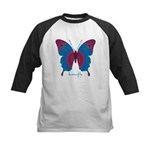 Salvation Butterfly Kids Baseball Jersey