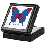 Salvation Butterfly Keepsake Box
