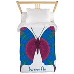 Salvation Butterfly Twin Duvet