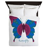 Salvation Butterfly Queen Duvet