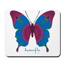 Salvation Butterfly Mousepad