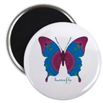 Salvation Butterfly Magnet