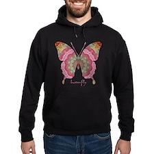 Sweetness Butterfly Hoodie (dark)