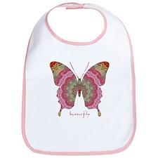 Sweetness Butterfly Bib