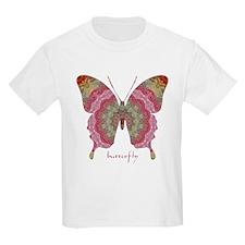 Sweetness Butterfly Kids Light T-Shirt