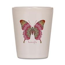 Sweetness Butterfly Shot Glass