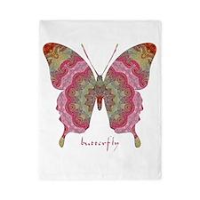 Sweetness Butterfly Twin Duvet