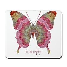 Sweetness Butterfly Mousepad