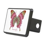 Sweetness Butterfly Rectangular Hitch Cover