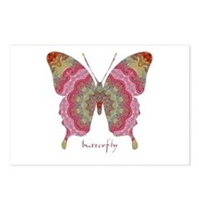 Sweetness Butterfly Postcards (Package of 8)
