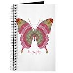 Sweetness Butterfly Journal