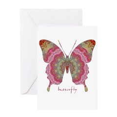 Sweetness Butterfly Greeting Card
