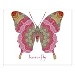 Sweetness Butterfly Small Poster