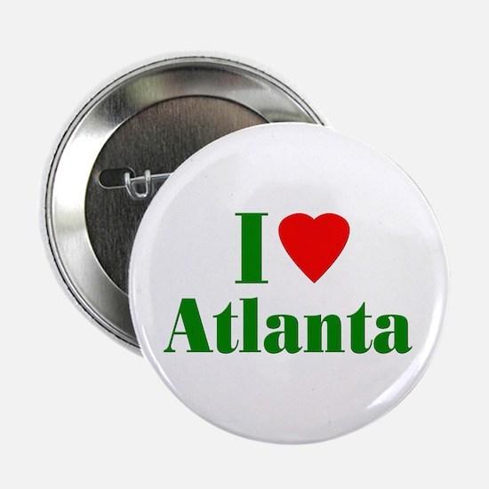 "I Love Atlanta 2.25"" Button (100 pack)"