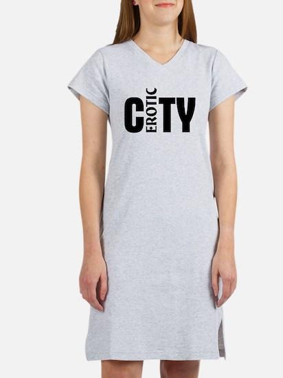 Erotic City Women's Nightshirt