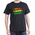 Reggae Culture Black T-Shirt