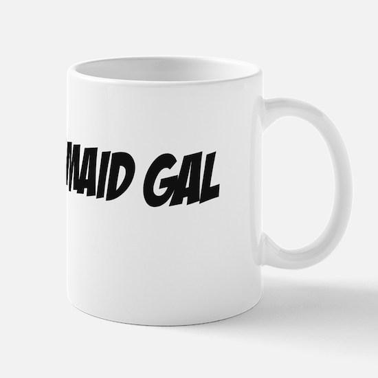 """""""THAT MERMAID GAL"""" Mug"""
