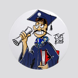 """THAT GRADUATE GUY"" Ornament (Round)"