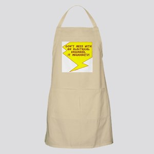 Engineer Bolt BBQ Apron