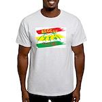 Reggae Culture Ash Grey T-Shirt