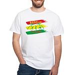 Reggae Culture White T-Shirt