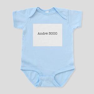 Andre 3000 t-shirt Infant Bodysuit