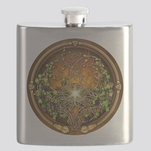 Sacred Celtic Trees - Vine Flask