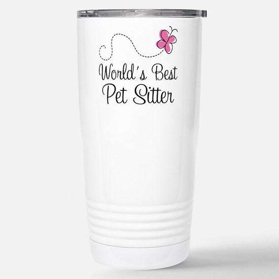 Pet Sitter (Worlds Best) Stainless Steel Travel Mu