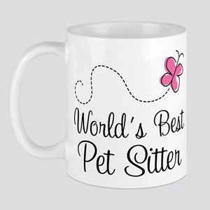 Pet Sitter (Worlds Best) Mug