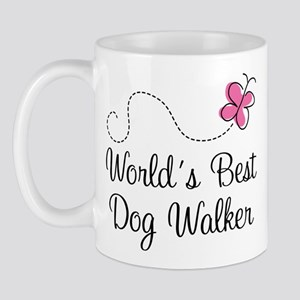 Dog Walker (World's Best) Mug