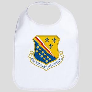 USAF 82nd Training Wing Emblem Bib