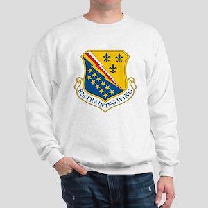 USAF 82nd Training Wing Emblem Sweatshirt