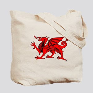 In Wales boxing we trust Tote Bag